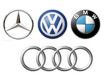 mercedes,_audi,_bmw,_vw_emblems