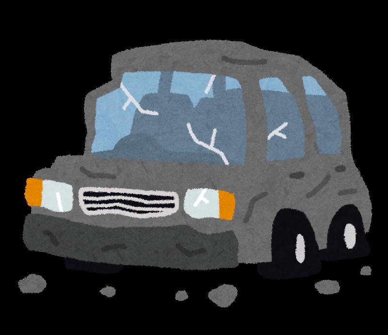 事故車、不動車、査定が付かなかった車を売りたい
